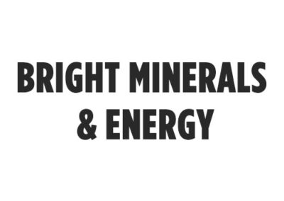 BRIGHT MINERALS & ENERGY